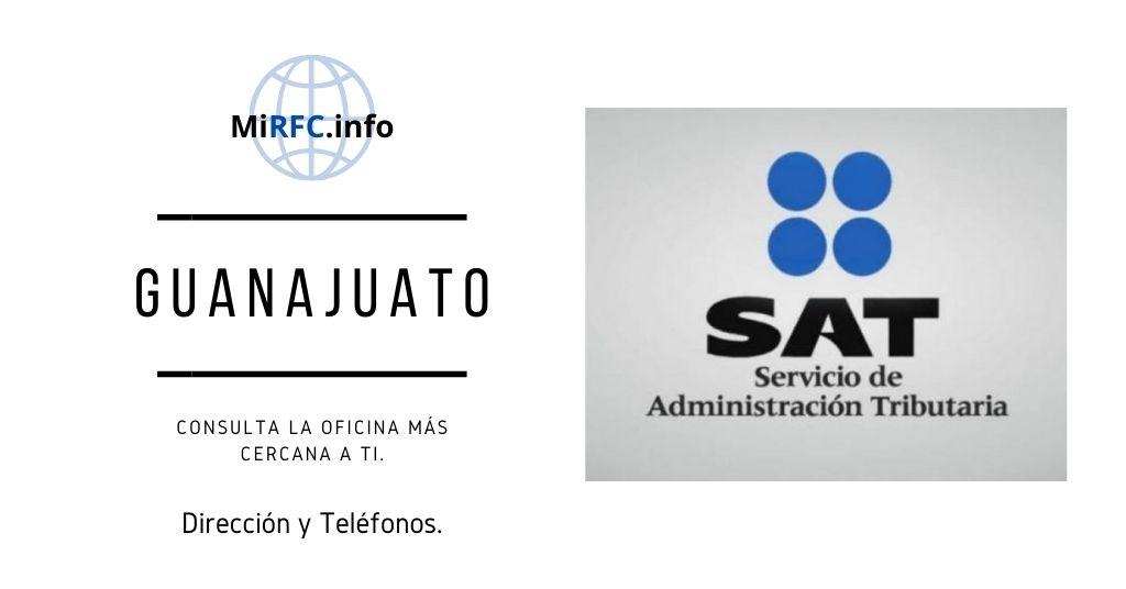 oficinas del sat guanajuato
